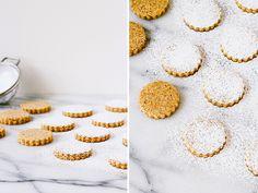 Coconut horchata polvorones by Ashlae | oh, ladycakes, via Flickr