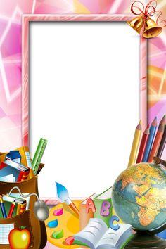 Школа Frame Border Design, Boarder Designs, Owl Wallpaper, Flower Wallpaper, School Chalkboard Art, Collage Photo Editor, School Border, Powerpoint Background Design, Boarders And Frames
