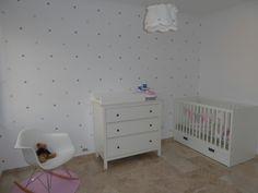La habitación de mi bebé. My baby's room.