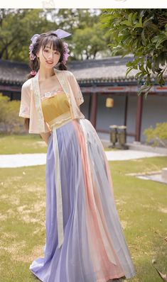 Chinese Style, Chinese Fashion, Traditional Chinese, Best Love Wallpaper, Peach Blossoms, Hanfu, Fasion, Aesthetic Clothes, Kimono