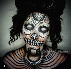 Halloween Makeup - Inked Magazine