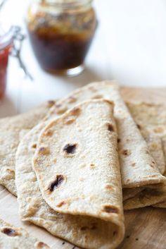 Whole Grain Flatbread Recipe