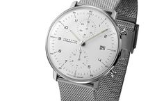 The heritage of Swiss designer Max Bill in classic minimalist watches by some of the finest haute horlogerie maisons
