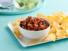 Salsa from CookingChannelTV.com