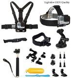 Lightdow OEM Pro Accessory Kit Amateur Prosumer Professional Sports Camera Accessories Bundle for LD Go Pro Gopro Camera Prosumer Bundle -- Check this awesome product by going to the link at the image. Gopro Camera, Video Camera, Photo Accessories, Camera Accessories, Sports Camera, Gopro Hero, Iphone, Oem, Awesome