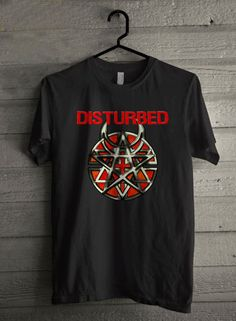 Disturbed Band Symbol Logo