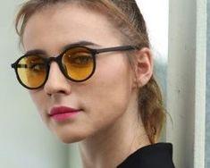 Retro polarizované okuliare na šoférovanie do noci a do hmly Wayfarer, Sunglasses Women, Ray Bans, Retro, Style, Fashion, Swag, Moda, Fashion Styles