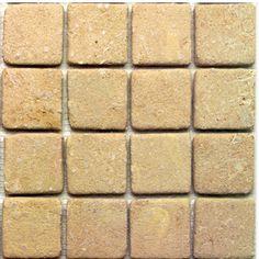 Pietra gialla di Vicenza finitura a mosaico burattato  - http://achillegrassi.dev.telemar.net/project/pietra-gialla-di-vicenza-14/ - Pietra gialladi Vicenza finituraa mosaico burattatoin formato 4,9×4,9x1cm, ideato per bagni, centri benessere, cucine, rivestimenti e pavimenti