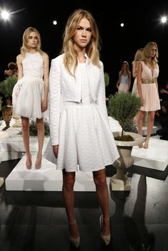 Fotini RTW Spring 2013 - Runway, Fashion Week, Reviews and Slideshows - WWD.com