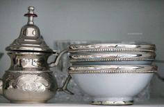 Maroccan Bowl gray www. Moroccan Art, Moroccan Interiors, Moroccan Design, Moroccan Style, Style Marocain, Decoration, Interior Styling, Marrakech, Inspiration