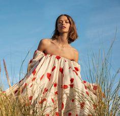 Vogue China February 2018 Birgit Kos by Camilla Akrans #fashioneditorials,