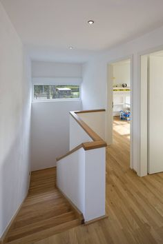 Treppenhaus : Moderner Flur, Diele U0026 Treppenhaus Von Puschmann Architektur Wandgestaltung  Treppenhaus, Treppenaufgang,