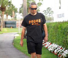 イチロー「かめはめ波」Tシャツで球場入り  デイリースポーツ #イチロー #Tシャツ #野球