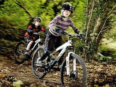 Getting out there riding with the kids is one of my main MTB motivations (and inspirations!)