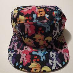 7b84743514e Brony My Little Pony Hat Cap Snapback Hasbro Costume Comics Trucker Hat   BronyMyLittlePony  BaseballCap