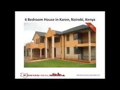 6 Bedroom House in Karen, Nairobi, Kenya