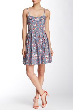 Floral Print Dress by Lavand on @HauteLook