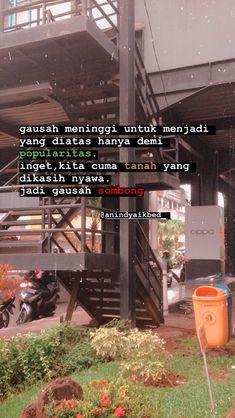 Movie Quotes, Book Quotes, Funny Quotes, Quotes Quotes, Reminder Quotes, Self Reminder, Ali Bin Abi Thalib, Quotes Indonesia, Instagram Story Template
