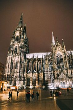 Evenings In Cologne, Germany... (22)