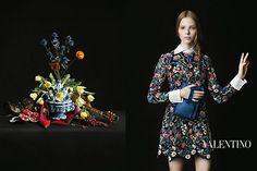 Campañas publicitarias moda otoño invierno 2013 2014 - valentino - inez & vinoodh
