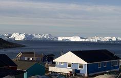 Ilulissat, Greenland. Getty Images.