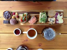 13 Posh Places For Afternoon Tea in San Francisco - Eater SF
