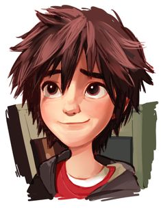 #BigHero6. Awesome drawing!!!!!!