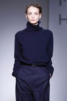 So classic. So beautiful. Margaret Howell Ready To Wear Fall Winter 2015 London