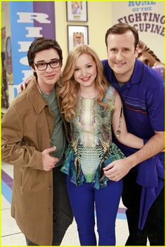 Dove Cameron: 'Liv and Maddie' Premiere in Two Weeks!: Photo Dove Cameron hams it up in this new shot with on-screen brother Joey Bragg for Liv and Maddie. Dove Cameron, Liv Et Maddie, Benjamin King, Joey Bragg, Liv Rooney, Nostalgia, Just Jared Jr, Disney Channel Stars, Disney Shows