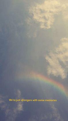 quotes on wallpaper sky clouds rainbow, Zitate auf Tapete Himmel Wolken Regenbogen, # Sad Wallpaper, Tumblr Wallpaper, Wallpaper Quotes, Iphone Wallpaper, Rainbow Wallpaper, Phone Backgrounds, Witch Wallpaper, Quotes Lockscreen, Unique Wallpaper
