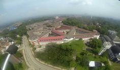 Melihat IPB dari langit Bogor, Mansions, House Styles, Home Decor, Decoration Home, Manor Houses, Room Decor, Villas, Mansion