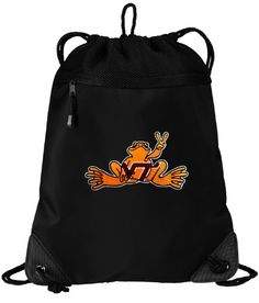 Best Virginia Tech Peace Frog Drawstring Bag Backpack College Logo SOPHISTICATED MICROFIBER & MESH- For School Beach Gym Discount !! - http://www.buyinexpensivebestcheap.com/13959/best-virginia-tech-peace-frog-drawstring-bag-backpack-college-logo-sophisticated-microfiber-mesh-for-school-beach-gym-discount/?utm_source=PN&utm_medium=marketingfromhome777%40gmail.com&utm_campaign=SNAP%2Bfrom%2BOnline+Shopping+-+The+Best+Deals%2C+Bargains+and+Offers+to+Save+You+Money   Best Gym B
