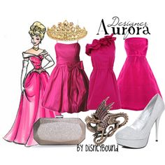 @Lolita Love you must peruse the Disneybound outfits on polyvore!