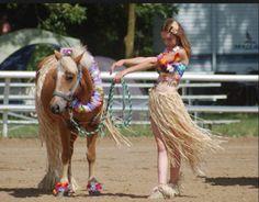 hula horse