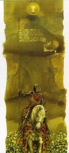 "Pavel Tatarnikov ""Arthur of Albion"" 15"