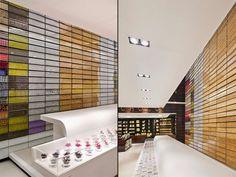 Patchi chocolatier shop by Lautrefabrique Architectes, Ryiadh   Saudi Arabia store design