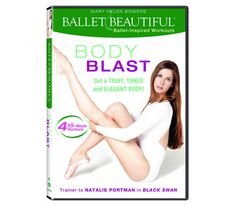 Workout DVDs That Aren't a Total Waste of Time  - Ballet Beautiful: Body…