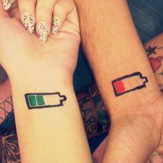 Beautiful Matching Tattoo Designs That Symbolise A Couples - 20 beautiful matching tattoo designs that symbolise a couples loving bond