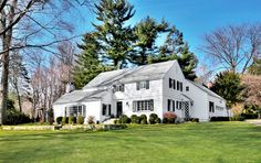 Charm. Elegance. Personality. 11 Point O Woods Road, Darien CT. Represented by Eileen Hanford. To see more eye candy on this home go to https://www.halstead.com/sale/ct/darien/11-point-o-woods-road/house/99136419
