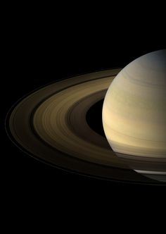 planet saturn moons - 640×960