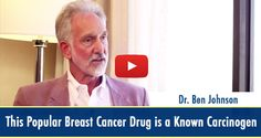 This popular breast cancer drug that is regularly prescribed to women is a known carcinogen. Before you decide to take it, listen to what Dr. Ben Johnson has to say about it. (Video transcript included)