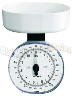 Salter 125 Retro Food Scale