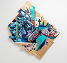 Floating in Limbo - Bianca Romero x Al Diaz Collaboration #biancaromeroart #biancaromeroartist #contemporaryart #mixedmediaart #collageart #streetartist #streetartistnyc #artforsale #custompainting #artcollectors #samo #albertdiaz Body M, Nyc, Instagram, Artwork, Painting, Work Of Art, Auguste Rodin Artwork, Painting Art, Artworks