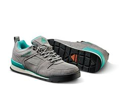 Ridgemont Outfitters Monty Lo Shoe  Womens Gray Smoke 10 -- See this great product.