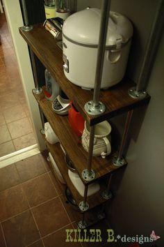 Industrial Appliance Cart