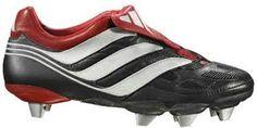 "Years Old"" - Full Adidas Predator History - - Footy Headlines Adidas Cleats, Soccer Cleats, Adidas Sneakers, Football Equipment, Soccer Boots, Adidas Predator, Football Kits, Nike, Running Shoes"