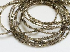 2 Inch Grey Yellow Sparkling Diamonds Grey by gemsforjewels