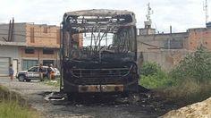 #News  Grande BH tem cinco ônibus incendiados em 17 horas