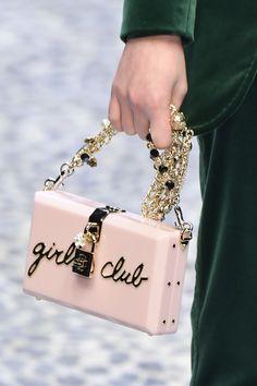 The best designer bags from the Autumn/Winter 2017 catwalks so far. Popular Handbags, Cute Handbags, Cheap Handbags, Purses And Handbags, Popular Purses, Stylish Handbags, Beautiful Handbags, Gucci Handbags, Luxury Bags