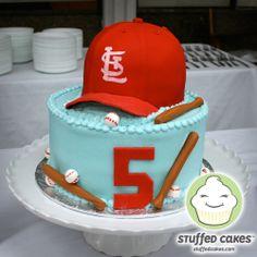 Idea for nephews birthday cake!